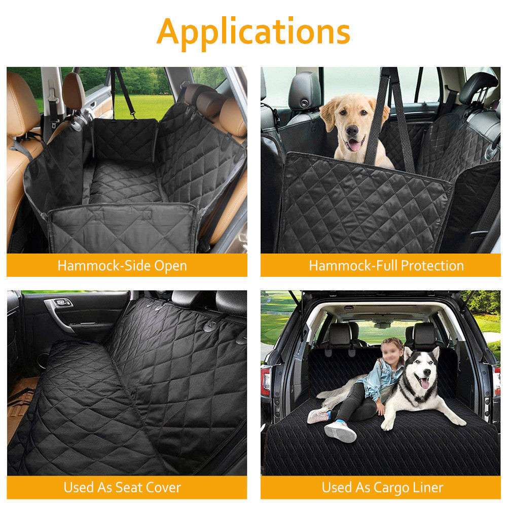 Ultimate Dog Car Back Seat Protector Ultimate Dog Gear