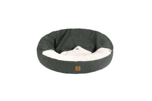 Charlie's Hooded Dog Pad Charcoal Large - Ultimate Dog Gear.jpg