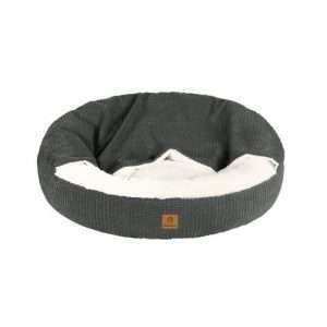Charlie's Hooded Dog Pad Charcoal Medium - Ultimate Dog Gear.jpg