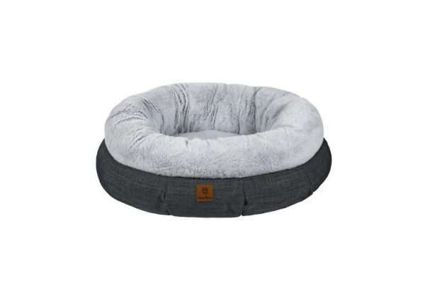 Charlie's Luxury Winter Plush Round Bed SIZE Small 61*61*23 - Ultimate Dog Gear.jpg