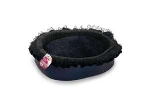 Dog Dreamy Bed - Soft Night Blue 43x30x16cm Glamour All For Paws - Ultimate Dog Gear.jpg