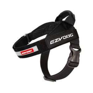 Express Black Small Dog & Puppy Harness by Ezydog - Ultimate Dog Gear.jpg