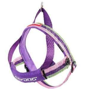 Ezydog Medium Bubblegum Quick Fit Dog Harness (55cm to 67cm) (Purple/Pink) - Ultimate Dog Gear.jpg