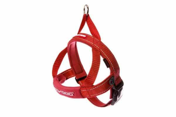 Ezydog Medium Red Quick Fit Dog Harness (55cm to 67cm) Ezy Dog - Ultimate Dog Gear.jpg