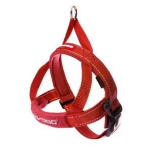 Ezydog Small Red Quick Fit Dog Harness (46cm to 55cm) Ezy Dog - Ultimate Dog Gear.jpg