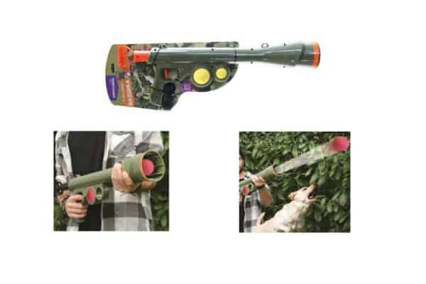 Paws Claws Bazooka Cannon Pet Ball Launcher Thrower Interactive Toy Dog Outdoor - Ultimate Dog Gear.jpg