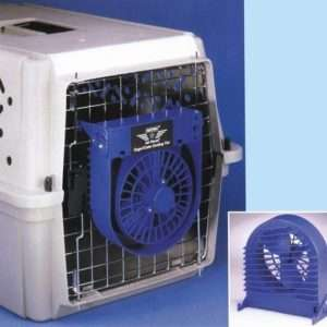 Pet Crate or Cage Traveling Cooling Fan for Dogs