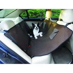Pet & Dog Car Seat Hammock Cover (Deluxe Animal Car Seat Protection) (ZeeZ) - Ultimate Dog Gear.jpg